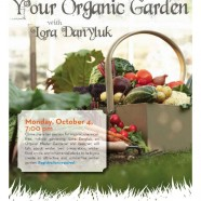 Your Organic Garden presented by the White Rock Library