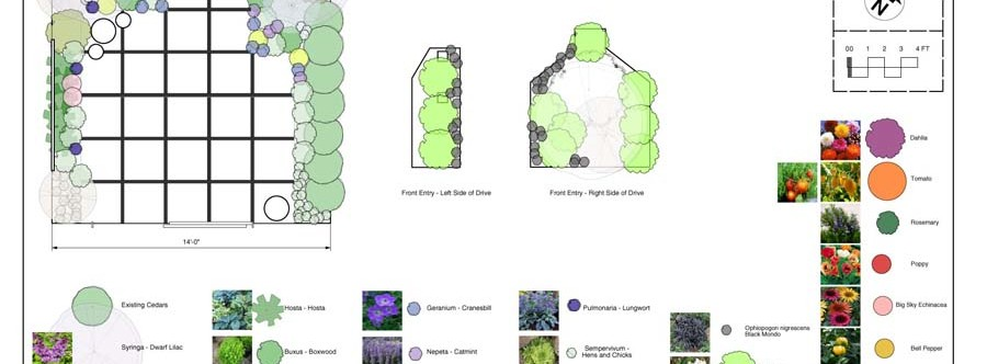 Landscape Design – Townhouse
