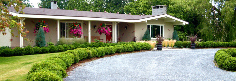 Creating Curb Appeal & Increasing your Property Value
